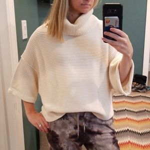 Awesome FREE PEOPLE Boxy Sweater XS